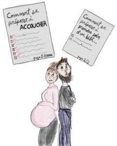 Parent font leurs plan de naissance