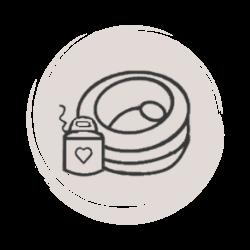 Logo location tire-lait