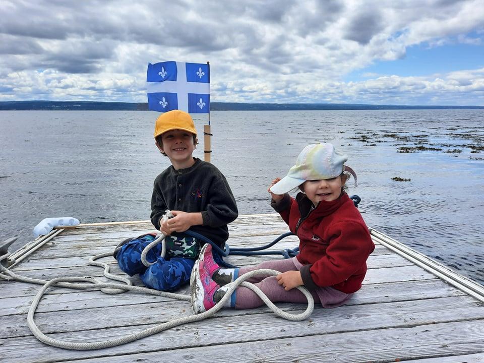 Partir en vacance avec de jeunes enfants