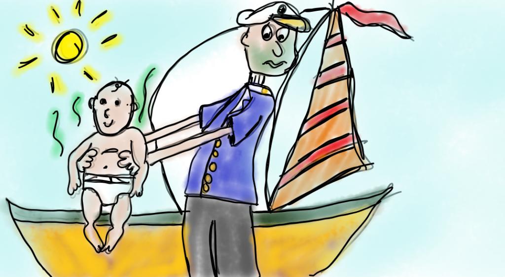 Mal de coeur en bateau